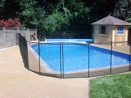 above ground pool privacy fence ideas inspirational pavers around