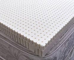 natural latex foam. Plain Natural SleepWarehouse Natural Latex Foam Mattress Toppers 2u0026quot Firm By Twin  Intended