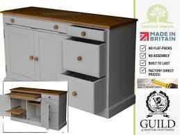 hideaway home office. fine office traditional painted hideaway home office workstation with a4 filing  drawers sba2 to