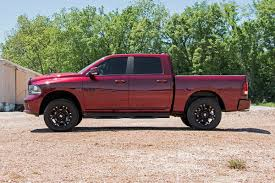 dodge ram 1500 lifted. Simple Dodge 3in Dodge BoltOn Lift Kit 1218 Ram 1500 4WD On Lifted R
