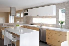 homeowners are also looking to renovate to a modern kitchen because the cabinets and countertop styles have also gone out of fashion