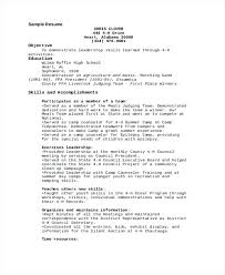 youth counselor resume counselor resume sample markpooleartist com