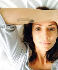 why are these celebs taking selfies in bed