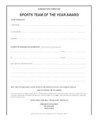 Employee Recognition Form Template Employee Recognition Nomination Form Template Employee Recognition