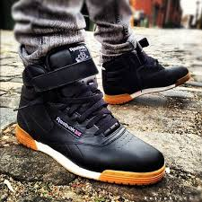 reebok shoes for men style. reebok exo fit high shoes for men style