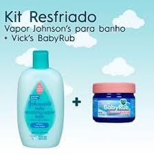 Johnson Vapor Bath - Banho, Saúde e Higiene do Bebê no Mercado Livre ...