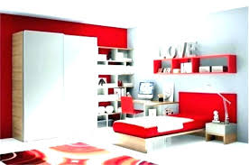 Red And Black Bedroom Decorating Ideas Red Black And White Room ...