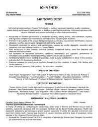 Click Here to Download this Lab Technologist Resume Template! http://www.