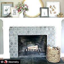 gallery of fireplace tiling design strictly tile seattle custom expensive pictures of tiled fireplaces 3
