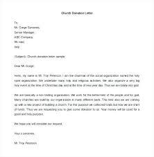 Contribution Letter Church Contribution Letters Template Donation Request Letter