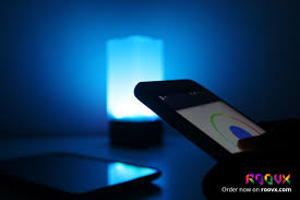 smartphone controlled lighting. -Bluetooth Enabled Smartphone-controlled Lamp. Screenshot Smartphone Controlled Lighting