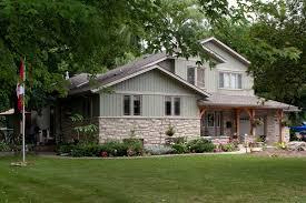 Trilevel House Google Search Split Level Changes Pinterest - Split level exterior remodel