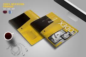 Design Proposal CODEX Web Design Proposal By BizzCreat Design Bundles 21