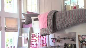 Loft Bed Ideas For Small Rooms | PBteen - YouTube