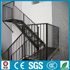 exterior metal staircase prices. exterior aluminum straight stair design metal staircase prices