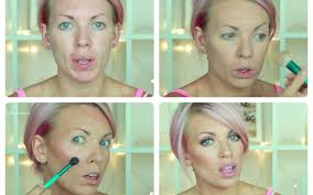 samantha schuerman s full coverage foundation routine for wrinkles acne e skin