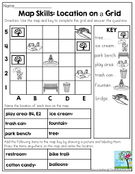 Second Grade Map Reading Activities | Homeshealth.info
