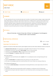 Layout Of Resume Free Sample Professional Format A Good For