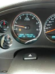 Chevy Sonic Tire Pressure Light 2012 2019 Chevy Sonic Tire Pressure Monitor Tpms Light Reset