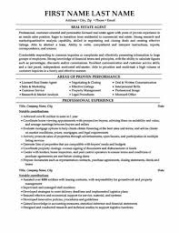Real Estate Agent Resume Awesome Real Estate Agent Resume28 Real Estate Agent Resume Example Sample