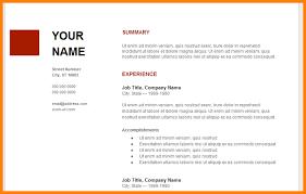resume google docs