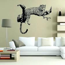 cat wall art canada tree stickers for birdcage birds decals diy