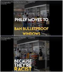 there are certainly legitimate concerns about whether removing bulletproof glass would put employees in danger however by focusing on bass s indignity