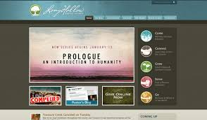 Small Picture 60 of the Best Church Website Designs