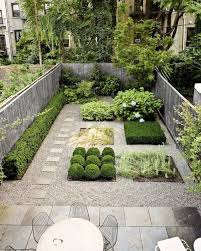 Landscape Design For Small Backyards Delectable Hardscaping 48 Pea Gravel Gardenista