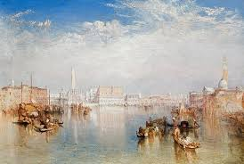 palazzo ducale painting view of venice the ducal palace dogana and part of san giorgio