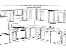 Kitchen Design : 3 Kitchen Design Layout Kitchen Design
