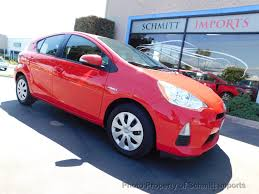 2014 Used Toyota Prius c 5dr Hatchback Two at Schmitt Imports ...