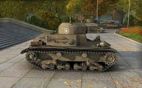 Wot T2 Light T2 Light Tank Hd Model Pictures The Armored Patrol
