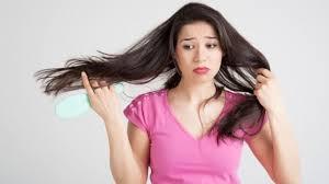 losing hair post pregnancy this is