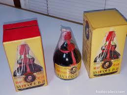 botella-brandy-gran duque de alba-cajas-c.1970- - Comprar ...