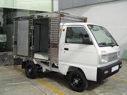 Kết quả hình ảnh cho xe suzuki 5tạ thùng kín