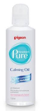 Детское <b>масло Pigeon Newborn</b> Pure Calming <b>Oil успокаивающее</b> ...