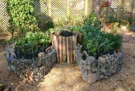 Permaculture Garden Design Ideas Keyhole Permaculture Tip Of The Day How To Make A Keyhole Garden
