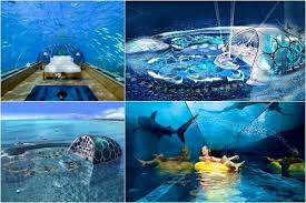 Hydropolis Underwater Hotel and Resort Y del hotel ms lejano a la