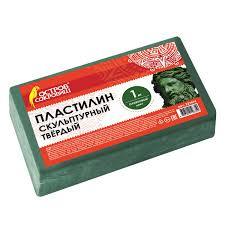 Купить <b>Пластилин скульптурный ОСТРОВ СОКРОВИЩ</b> ...