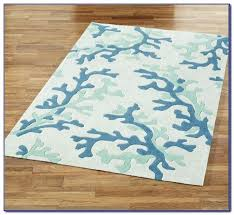 ocean themed rugs beach jellybean area