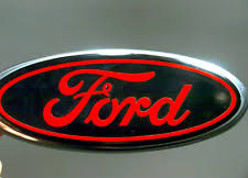 cool ford logos. 1 ford emblem overlay vinyl decal sticker any year model custom color fits cool logos