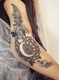Creative Mandala Tattoo Tattoo Artist Mil Et Une