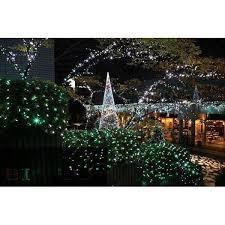 100 led outdoor solar powered string lights lights binlu