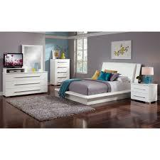 Value City Furniture Bedroom Set Fresh Bedroom Furniture Dimora White 7 Pc King  Bedroom