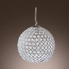 graceful design modern chrome sphere