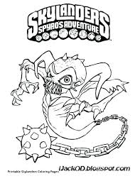 Skylanders Giants Coloring Pages Lovely Awesome Skylander Giants