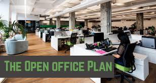 The Open Plan Office
