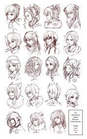 Hair Style Anime best 25 anime hairstyles ideas manga hair manga 8879 by wearticles.com