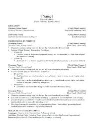 Business Resume Template Pmo Analyst Cv Sample London Business